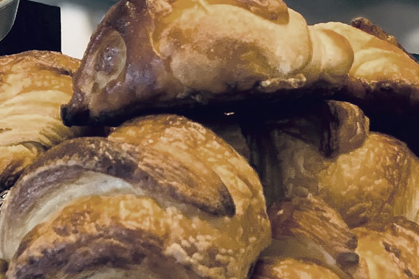 Mormors Stenugnsbageri - Mormors croissant