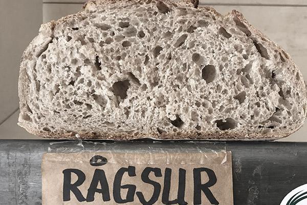 Mormors Stenugnsbageri - Bröd Rågsur